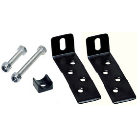 Hebie Mounting set For MTB mudguards black